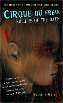 Killers of the Dawn - Darren Shan