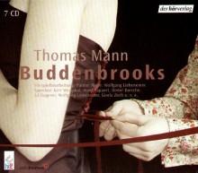 Buddenbrooks (7 Audio CDs) - Thomas Mann, Palma