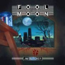 Fool Moon - Jim Butcher, James Marsters