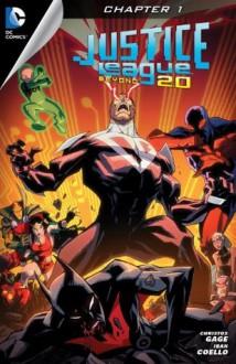 Justice League Beyond 2.0 (2013- ) #1 - Christos N. Gage, Iban Coello