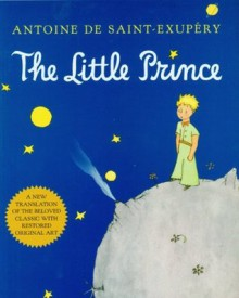 The Little Prince: Paperback Picturebook - Antoine de Saint-Exupéry, Richard Howard