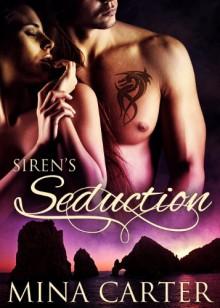 Siren's Seduction (Dragon Kin, #5) - Mina Carter