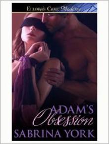 Adam's Obsession - Sabrina York
