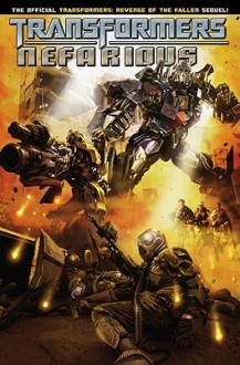 Transformers: Nefarious - Simon Furman