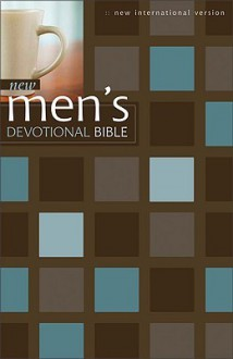 Holy Bible: New Men's Devotional Bible - Anonymous