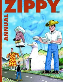 Zippy Annual 2001 (Vol. 2) (Zippy (Graphic Novels)) - Bill Griffith