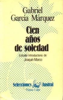 Cien años de soledad - Espasa Calpe Mexicana
