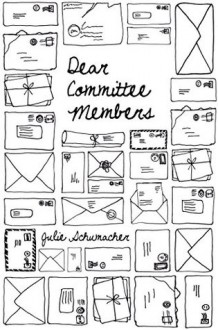 Dear Committee Members - Julie Schumacher