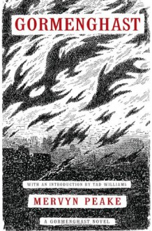 Gormenghast - Quentin Crisp, Mervyn Peake