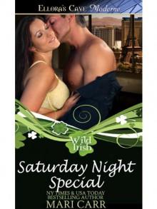 Saturday Night Special - Mari Carr