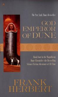 God Emperor of Dune - Frank Herbert