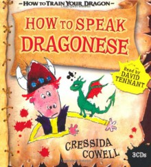 How to Speak Dragonese - Cressida Cowell