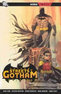 Batman: Streets of Gotham, Volume 2: Leviathan - Paul Dini
