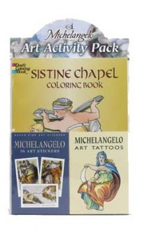 Michelangelo Art Activity Pack - Dover Publications Inc.