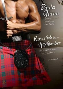 Ravished by a Highlander - Paula Quinn, Carrington MacDuffie