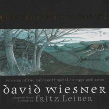 Gonna Roll the Bones - Fritz Leiber, David Wiesner