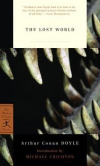 The Lost World (Modern Library MM) - Michael Crichton, Arthur Conan Doyle