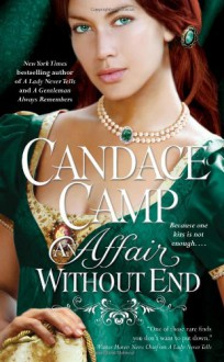 An Affair Without End - Candace Camp