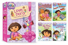 Love, Dora: A Storybook Gift Set - Various
