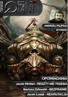 QFant 21 (8/2013) - Bartosz Orlewski, Jacek Wróbel, Redakcja magazynu QFant, Maciej Kaźmierczak, Jacek Łosak