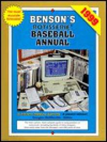 Benson's Rotisserie Baseball Annual - John Benson, Douglas Delvecchio