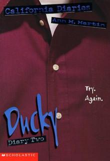 Ducky: Diary 2 - Ann M. Martin, Peter Lerangis
