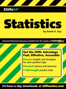 Cliffsap Statistics - David A. Kay
