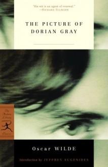 The Picture of Dorian Gray - Oscar Wilde, Jeffrey Eugenides
