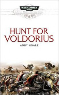 The Hunt for Voldorius - Andy Hoare