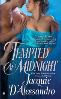 Tempted At Midnight (Berkley Sensation) - Jacquie D' Alessandro