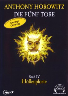 Höllenpforte, 1 MP3-CD - 'Anthony Horowitz', 'Ann-Sophie Weiß', 'Martin Umbach'