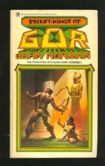 Priest Kings of Gor - John Norman