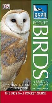 Rspb Pocket Birds - John Woodward, Jonathan Elphick, Royal Society for the Protection of Birds