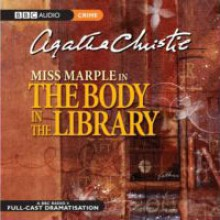 The Body in the Library (MP3 Book) - June Whitfield, Agatha Christie