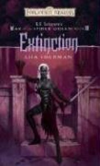 Extinction (Forgotten Realms: R.A. Salvatore's War of the Spider, Book 4) - Lisa Smedman