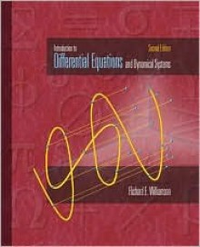 Introduction to Differential Equations and Dynamical Systems - Richard E. Williamson