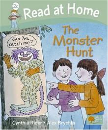 The Monster Hunt - Cynthia Rider