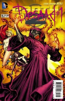 Desaad #1 3D Cover DC Villains Month Earth 2 #15.1 - Paul Levitz, Yildiray Cinar