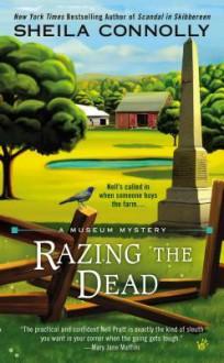 Razing the Dead - Sheila Connolly