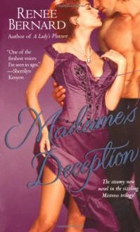 Madame's Deception - Renee Bernard