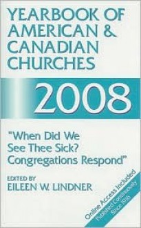 Yearbook of American & Canadian Churches - Eileen W. Lindner, National Council