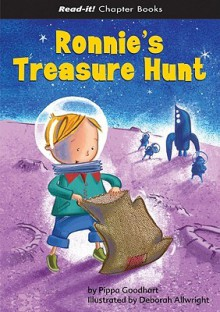 Ronnie's Treasure Hunt (Read It! Chapter Books) - Pippa Goodhart
