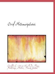 Ovid Metamorphoses - Ovid