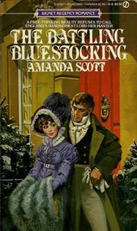 Battling Bluestocking - Amanda Scott