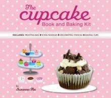 The Cupcake Book and Baking Kit - Susanna Tee