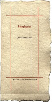 Pataphysique - Jean Baudrillard