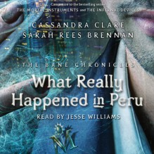 What Really Happened in Peru - Sarah Rees Brennan,Cassandra Clare
