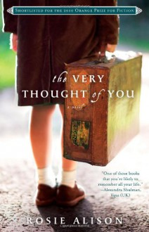 The Very Thought of You - Rosie Alison