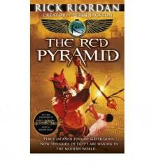 The Red Pyramid - Rick Riordan