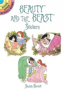 Beauty and the Beast Stickers - Sheilah Beckett